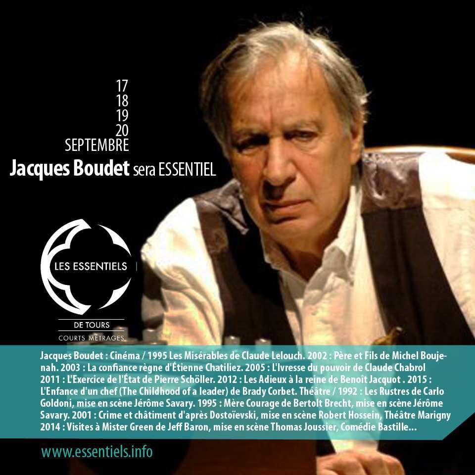 Jacques Boudet Jouera dans &quot&#x3B; Daymane Tours &quot&#x3B; le court métrage de Pepiang Toufdy