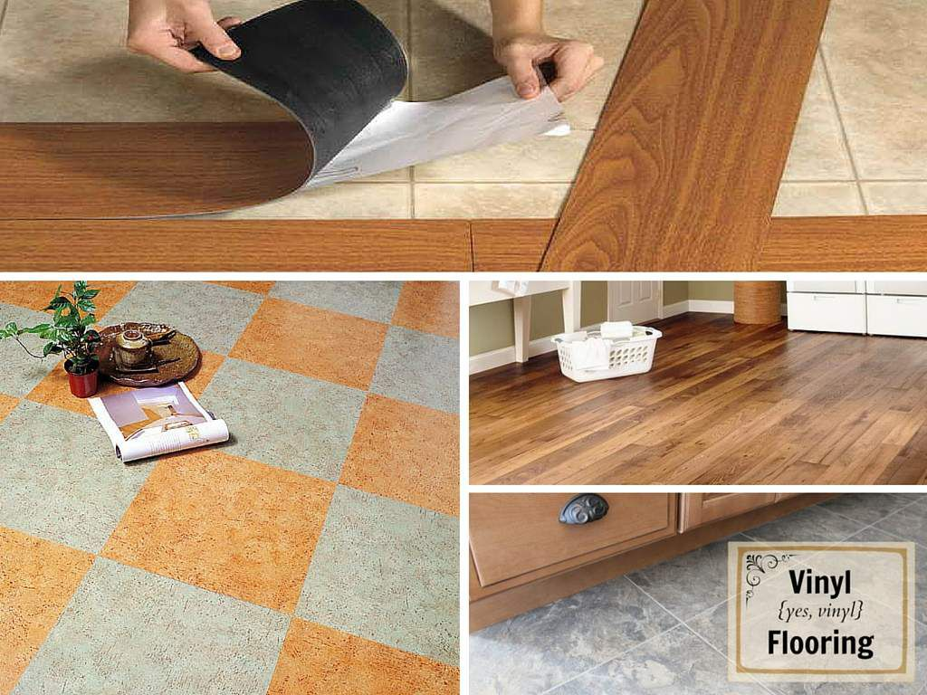 Vinyl vs tile flooring