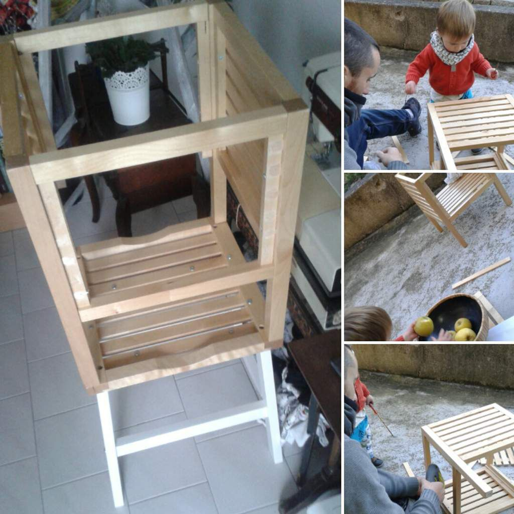 La tour d'apprentissage - DIY