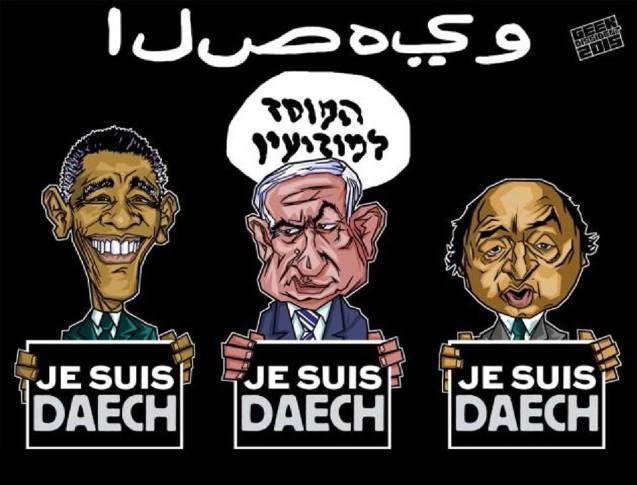 Les Dessous de Daesh alias Etat islamique / ISIS / EI…