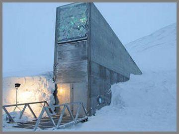 L'Arche de Noé Arctique&#x3B;SVALBARD
