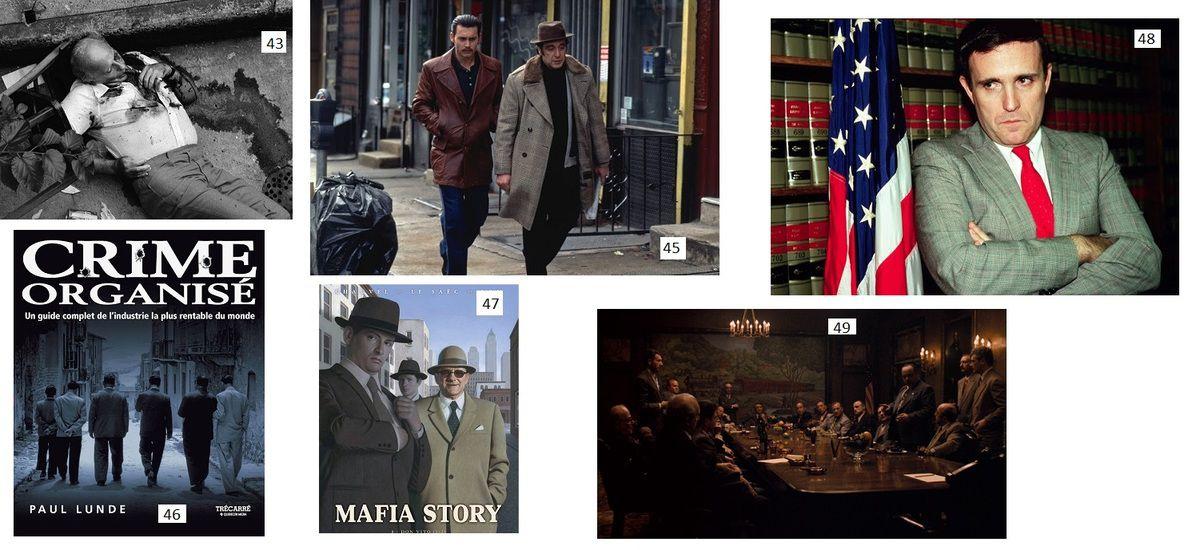 2L'histoire de la Mafia en Amérique avec la complicité du gouvernement