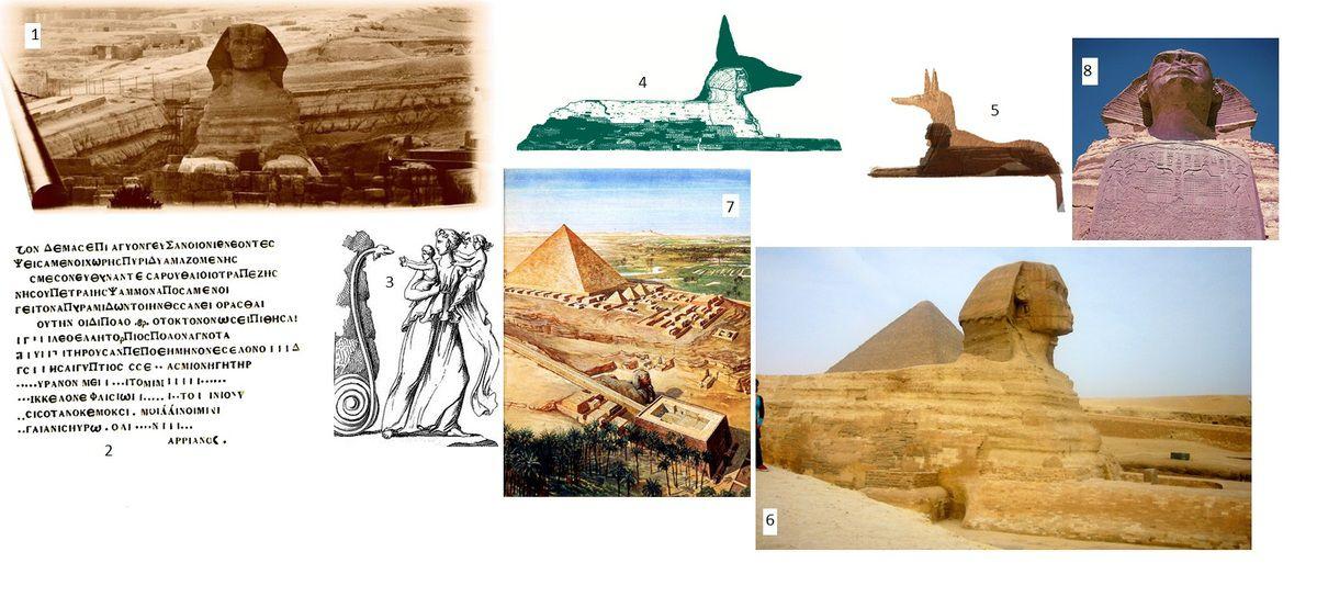 Les secrets du sphinx partie 1