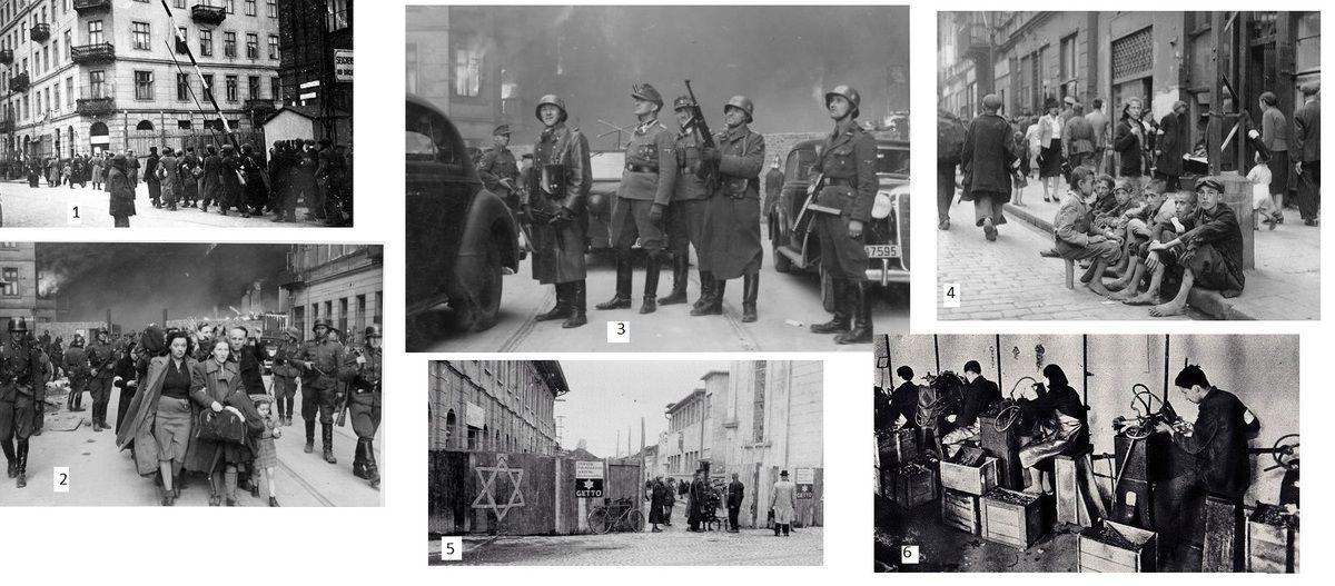 Le ghetto de Varsovie en avril-mai 1943 Insurrection ou opération de police ?