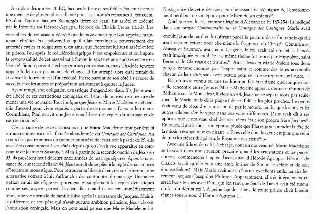 les annales de Provence et l'héritage de l'épouse marie madeleine