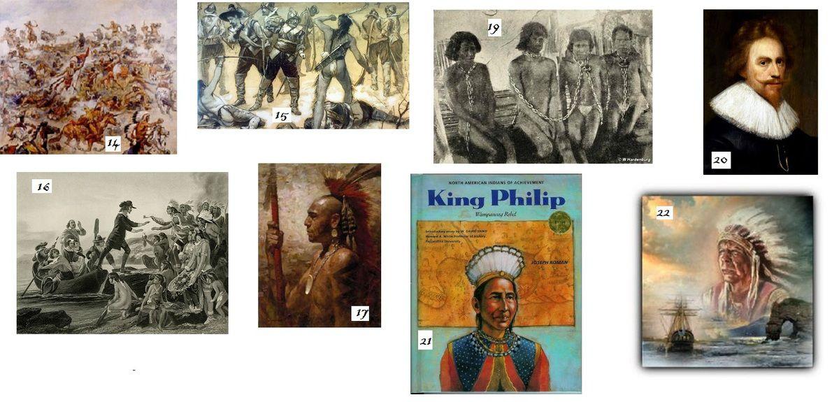 Le sang des natifs ou le mythe de Thanksgiving