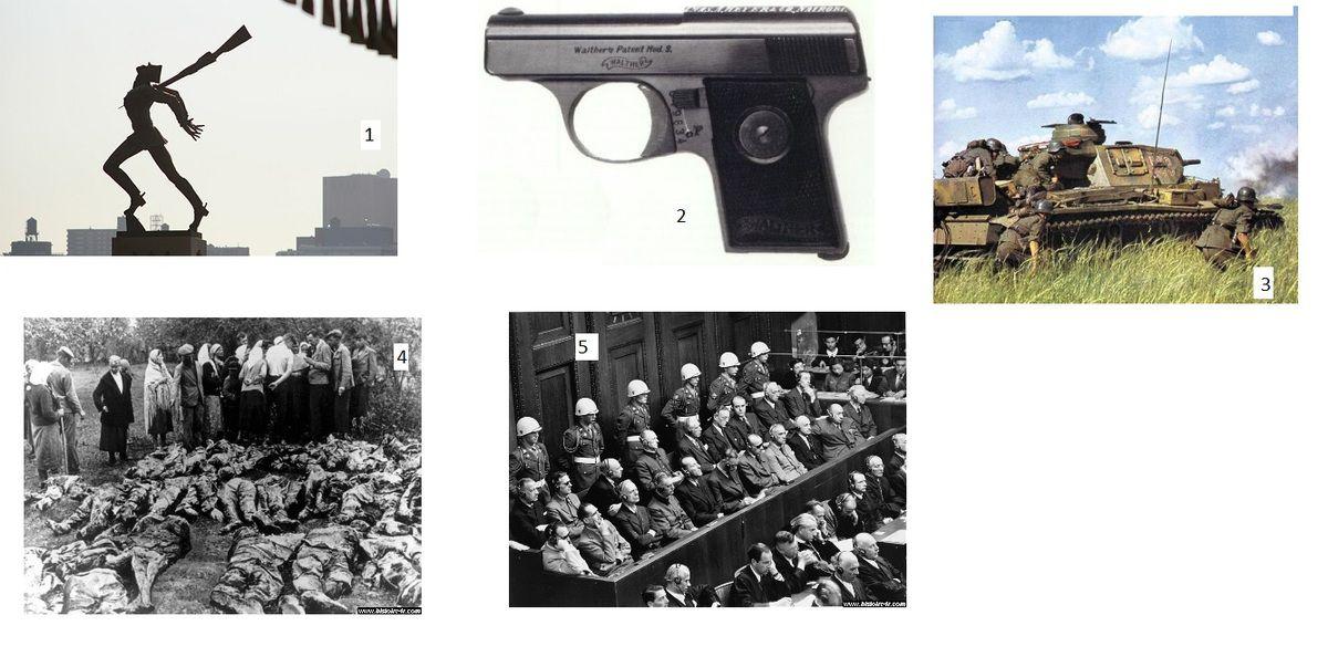 Le massacre de Katyn fut soi-disant perpétré par l'Allemagne nazie faux l'armée russe