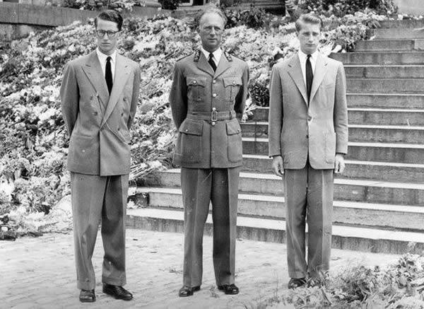 Henri Lafont et la Gestapo française de la rue Lauriston + Mon oncle Raymond Monange raconté par son neveu