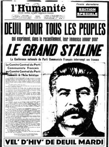 1953 STALINE, des massacres de masse à la mort solitaire (2)