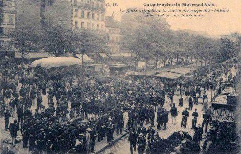 1900 Bienvenüe dans le METRO 3