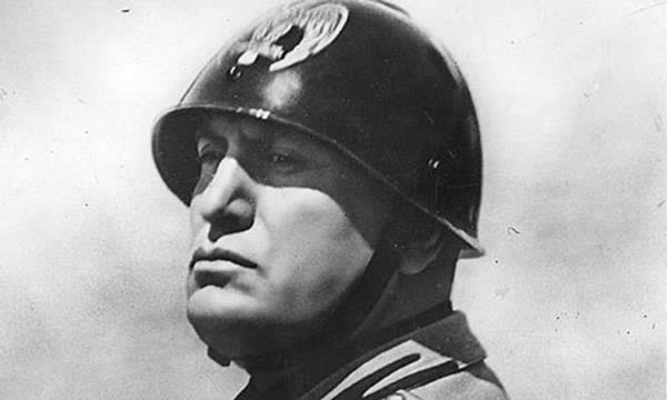 Mussolini Benito  suite