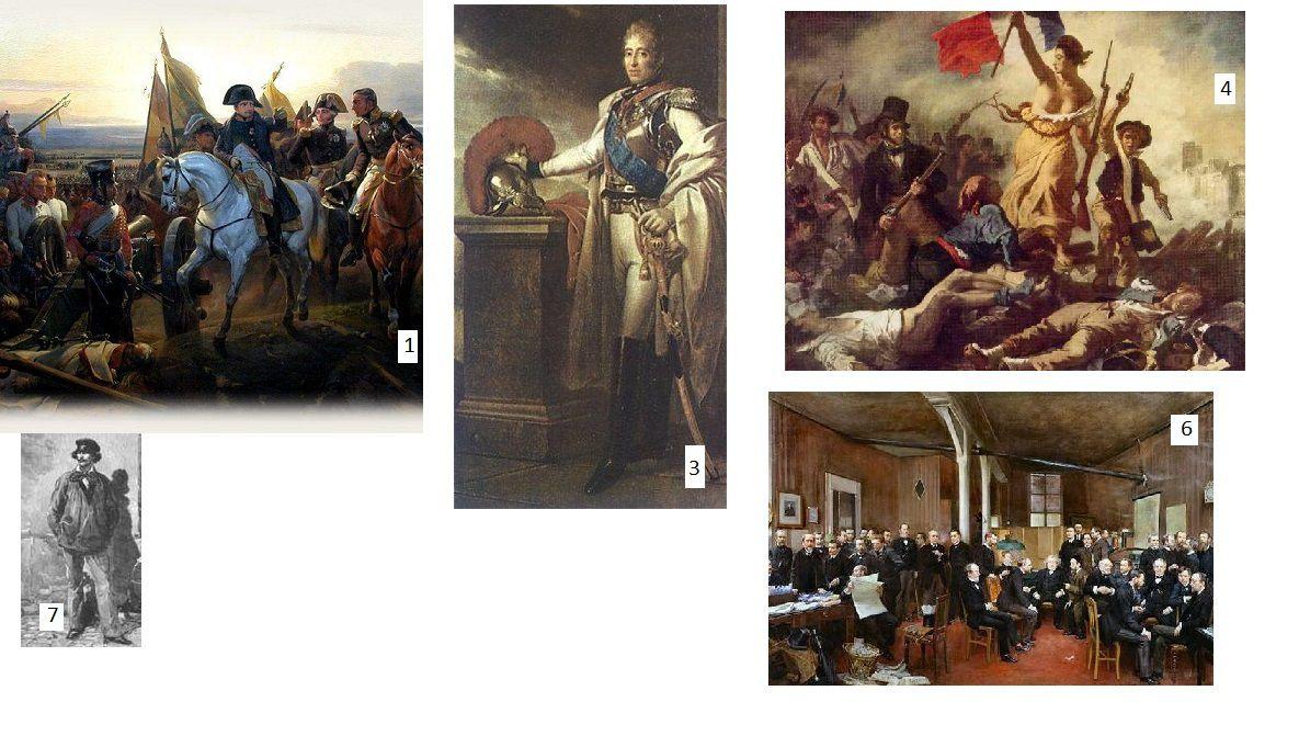 1830 Les MYSTERES DE PARIS sous la MONARCHIE DE JUILLET (1)