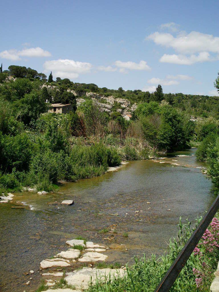 Lagrasse dans l'Aude