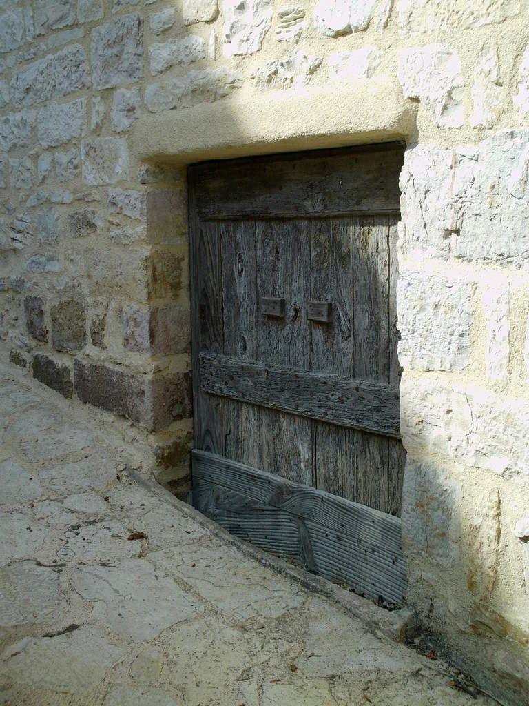 Vieilles portes : 2ème partie.