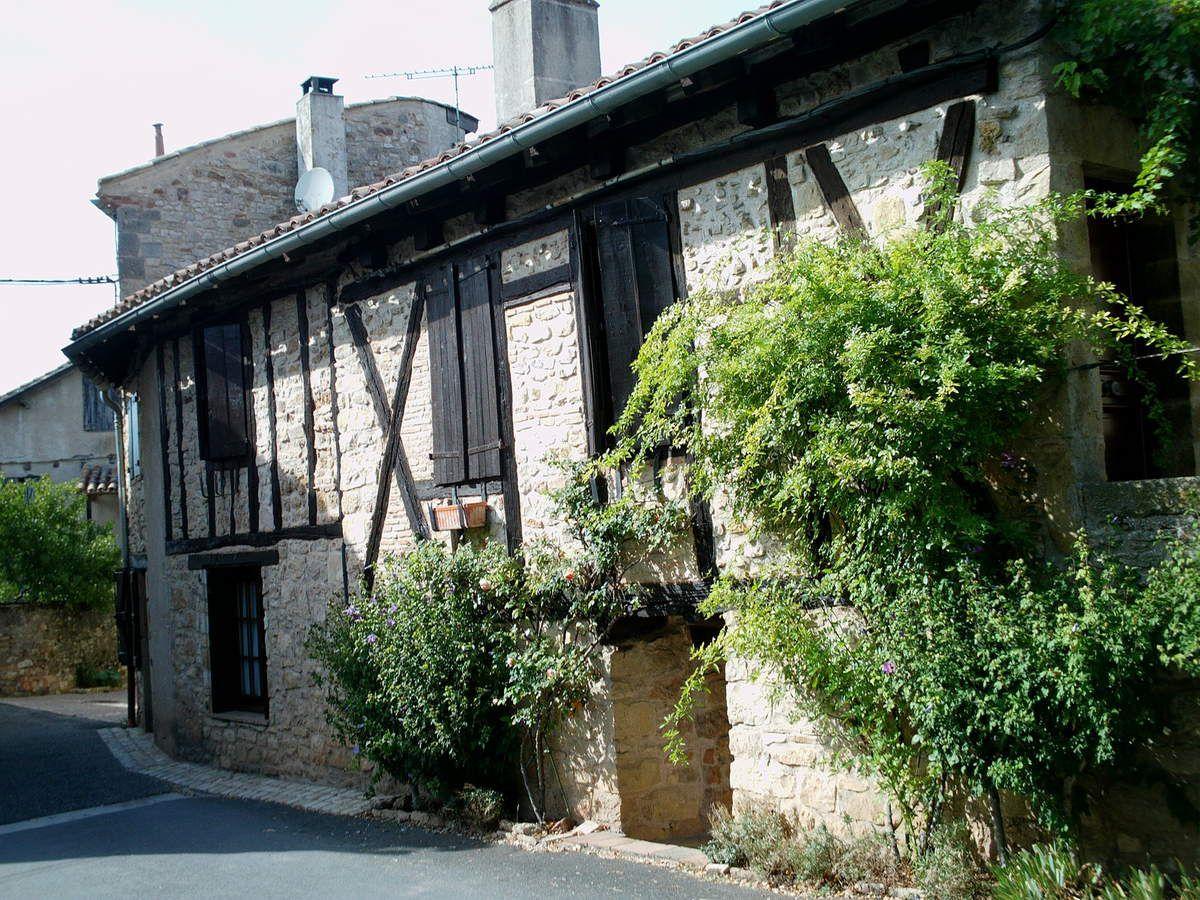 Puycelsi et Castelnau-de-Montmirail.