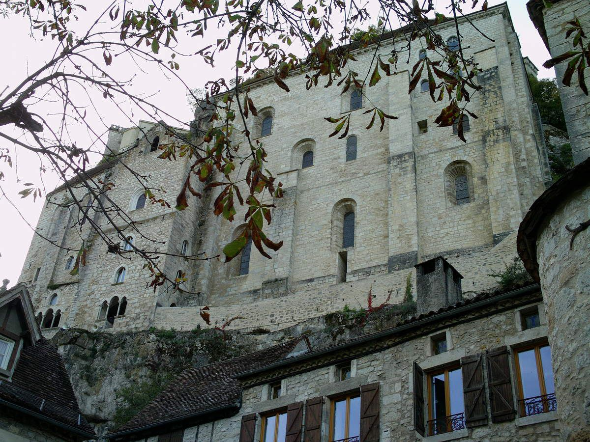 Rocamadour: la Cité Sacrée.