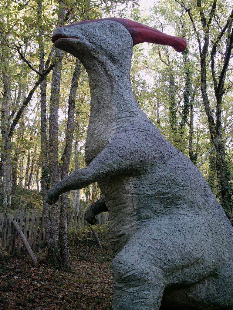 Dinosaures.