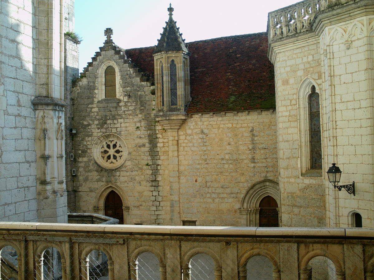Santuaire de Rocamadour.
