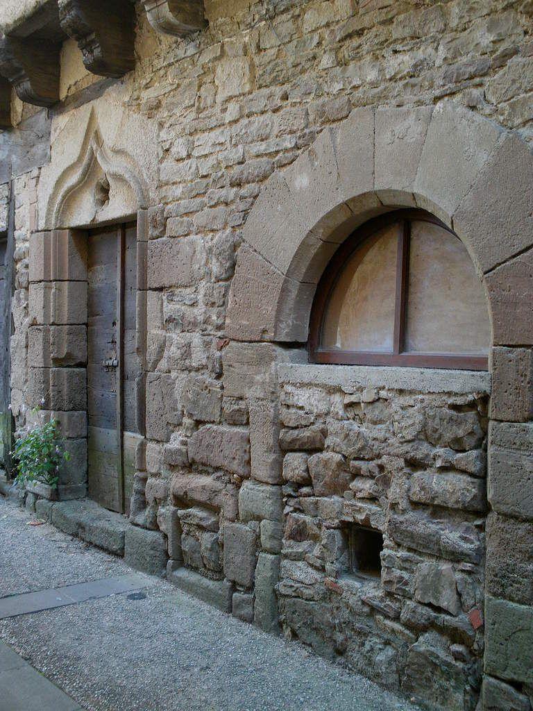 La cité médiévale de Monestié.