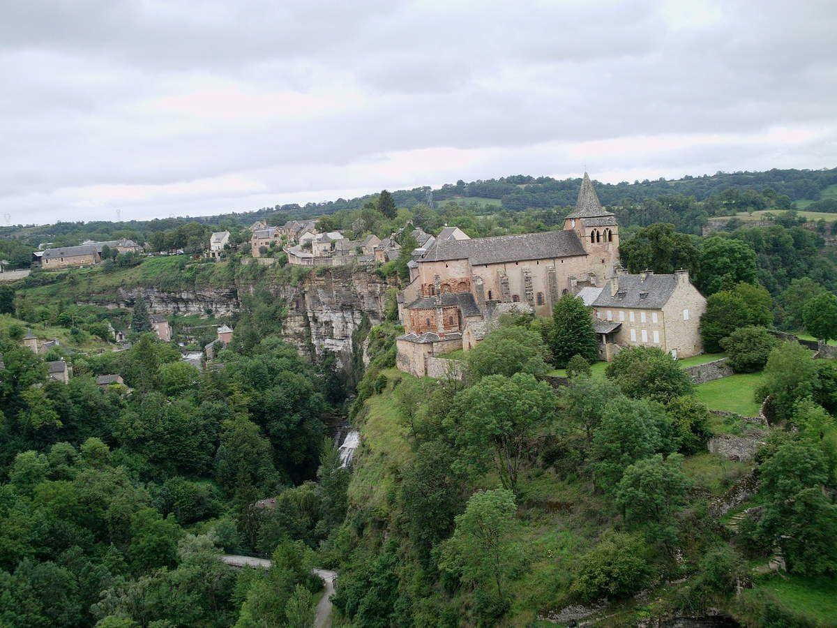 Le Pays du Haut Rouergue.