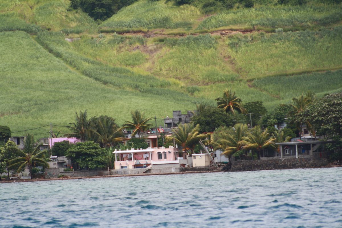 Une île sous le vent: Maurice.