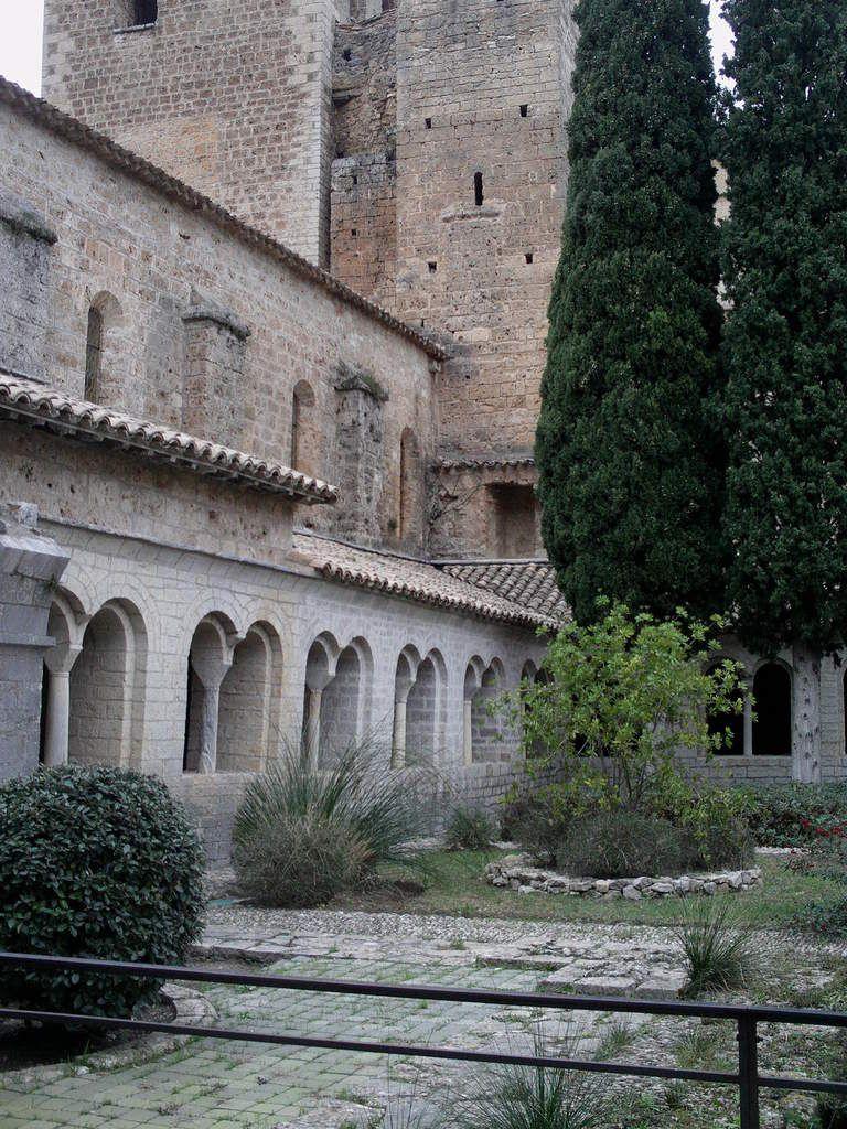 Saint-Guilhem-le-Désert.