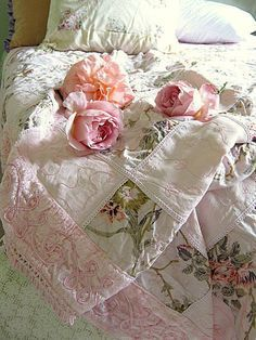 Un souffle de fleurs parfumées.