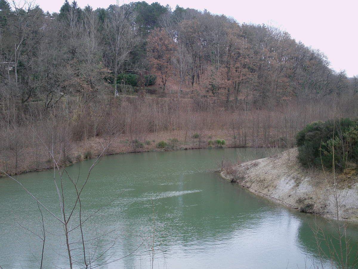 Balade sur le sentier des trois lacs.