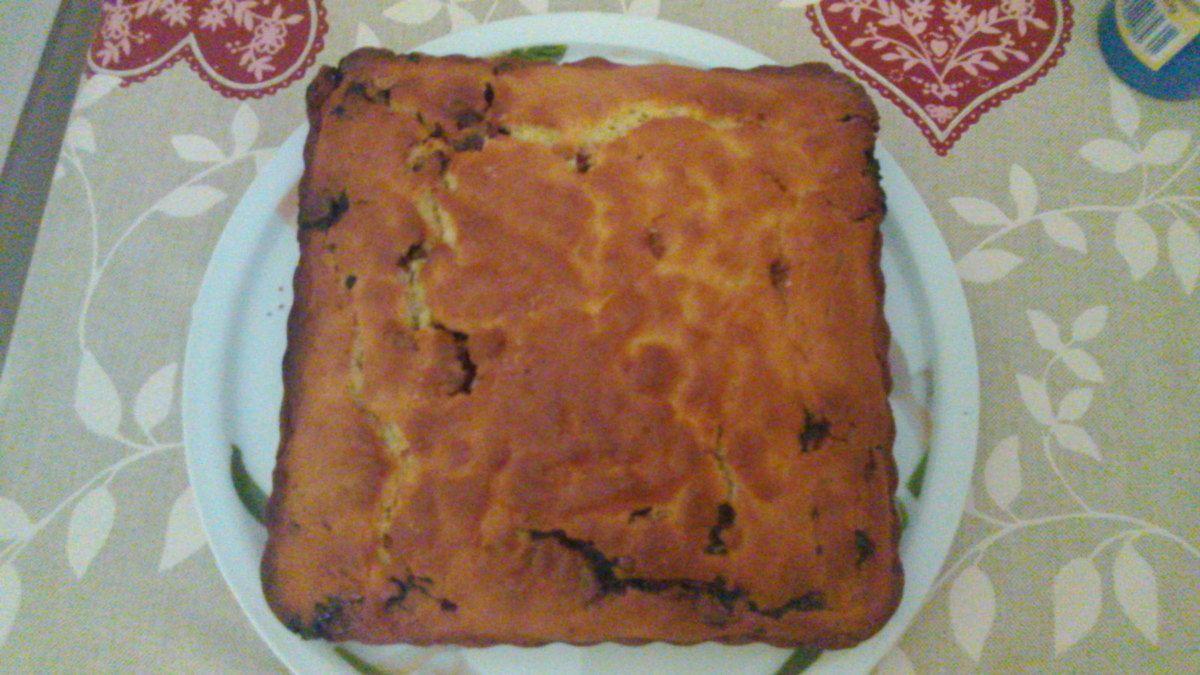 Gâteau à la ricotta de kekeli.