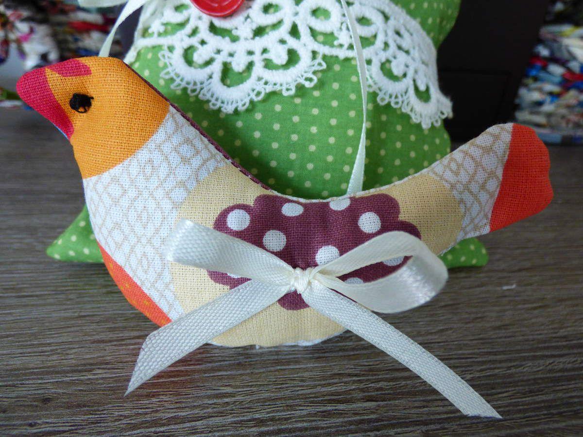Mon p'tit oiseau: couture.