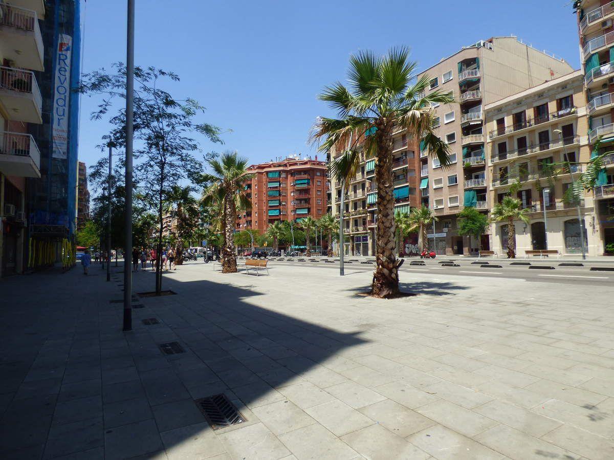 Balades dans Barcelone.