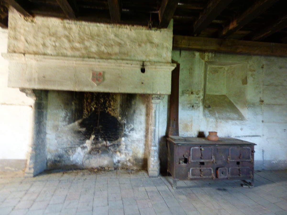 La Salle à Manger qui serait de la fin du XIIIe siècle.