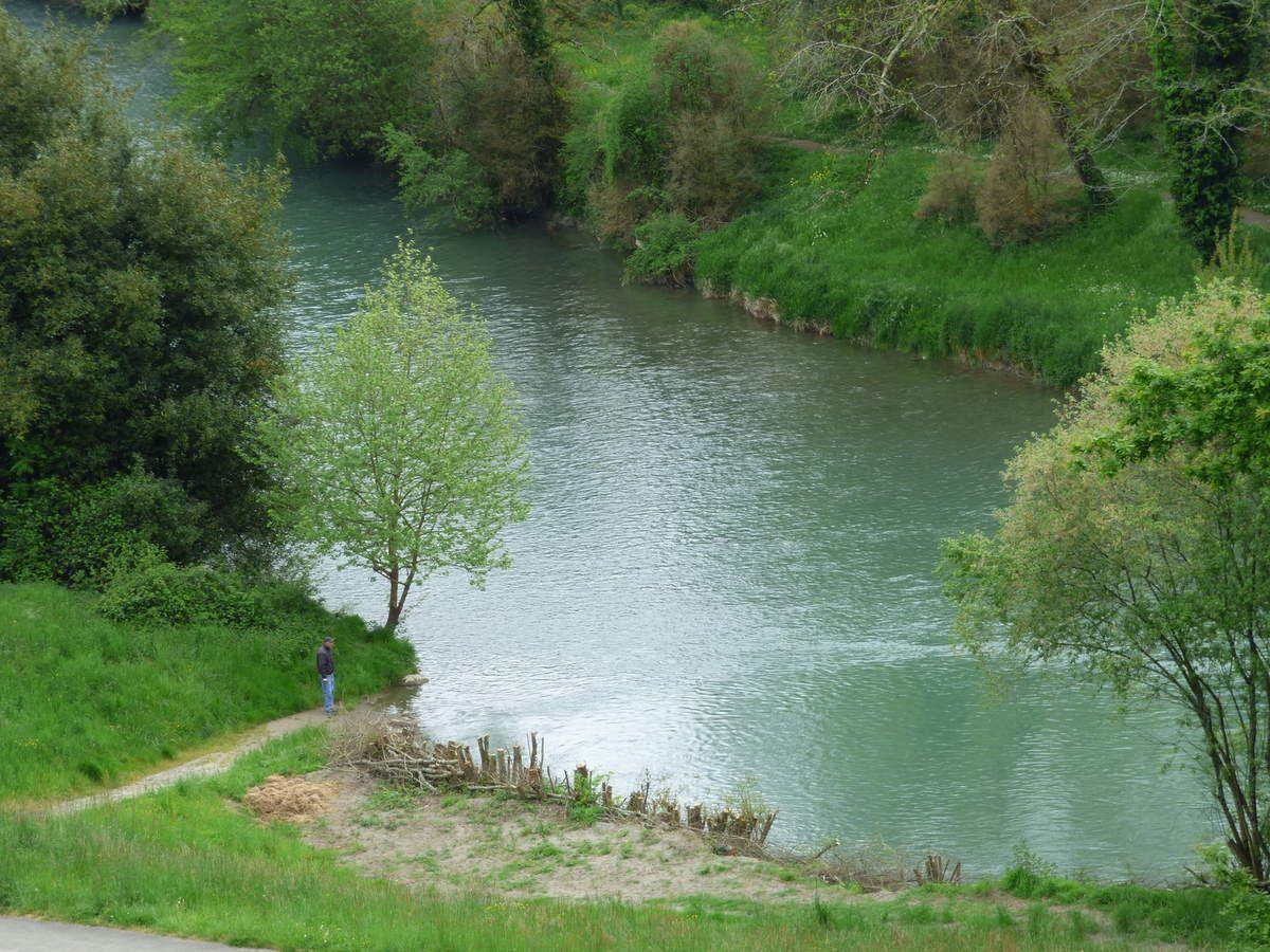 Un p'tit tour à Sauveterre-de-Béarn.