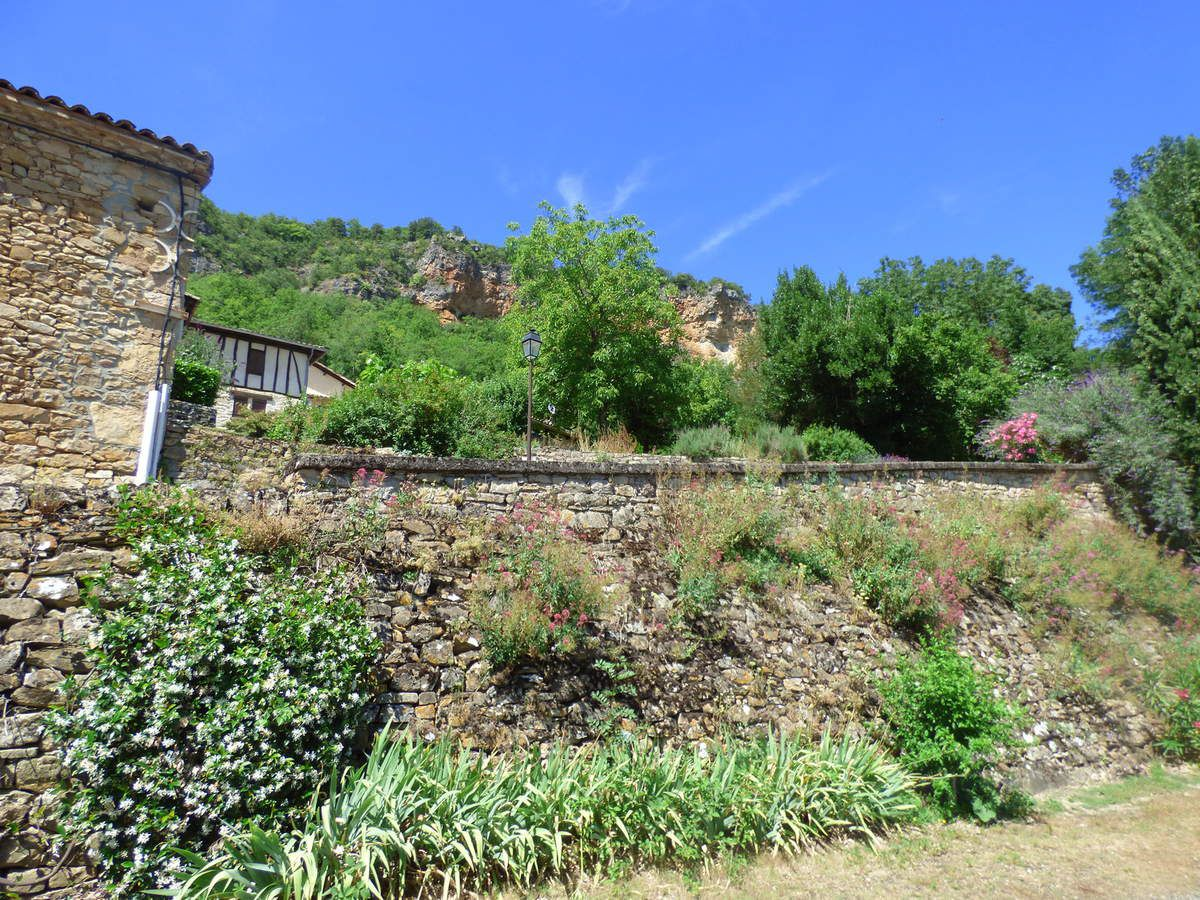 Larroque dans le Tarn.