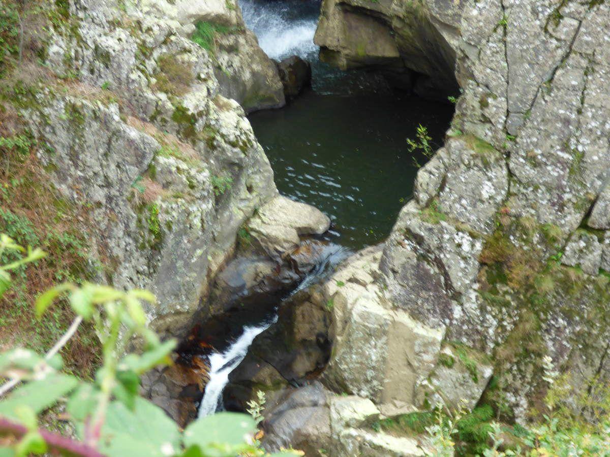 Les cascades d'Arifat: dernière partie.