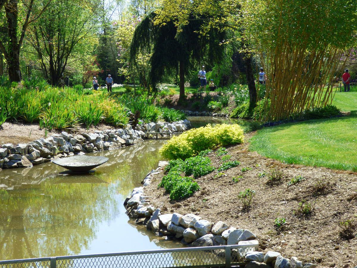 Les Jardins des Martels dans le Tarn. 1er partie.