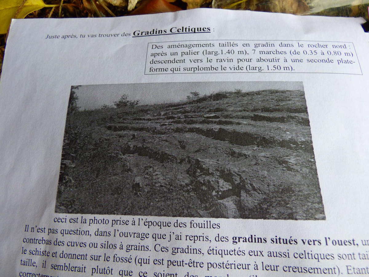 Les fouilles archéologiques de Sainte-Juliane.