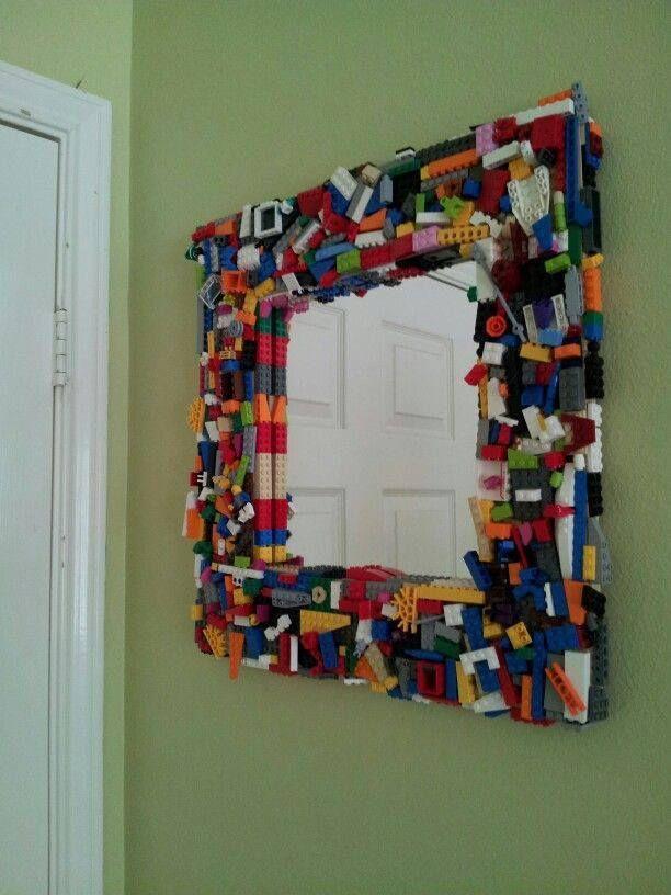 Que pensez vous d'une chambre en LEGO!!!