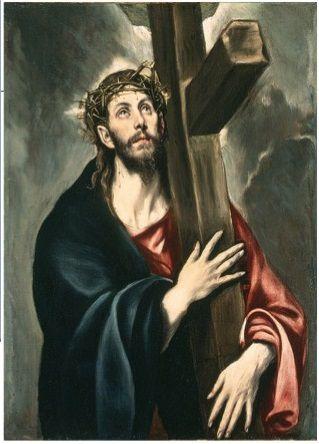 Si Cristo abrazó La Cruz ¿porqué no nosotros?