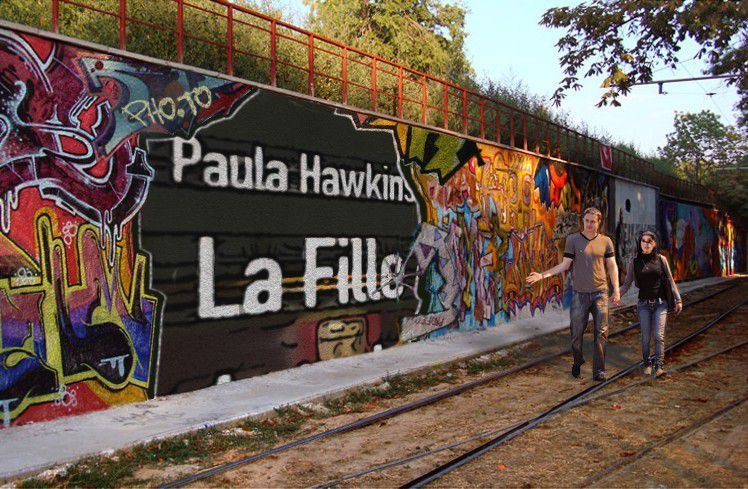 Paula Hawkins - La fille du train ♥♥♥♥♥