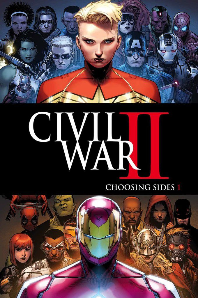 Civil War, le retour !