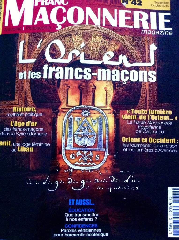 FRANC MAÇONNERIE MAGAZINE N°42