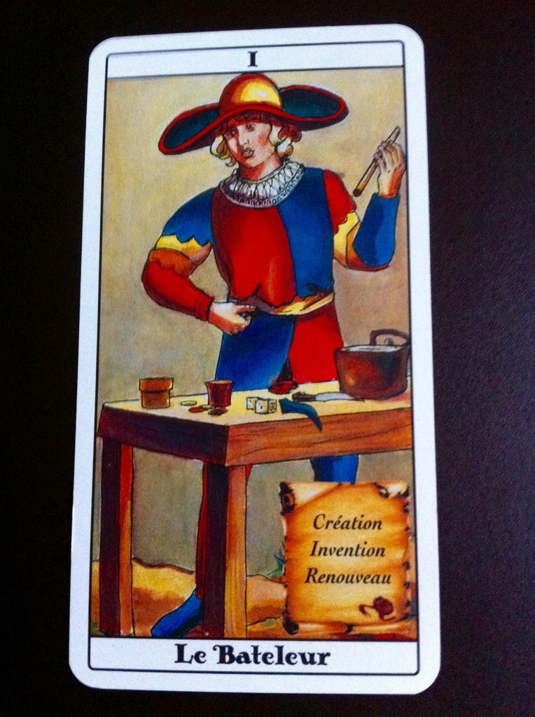 TAROT INITIATIQUE.