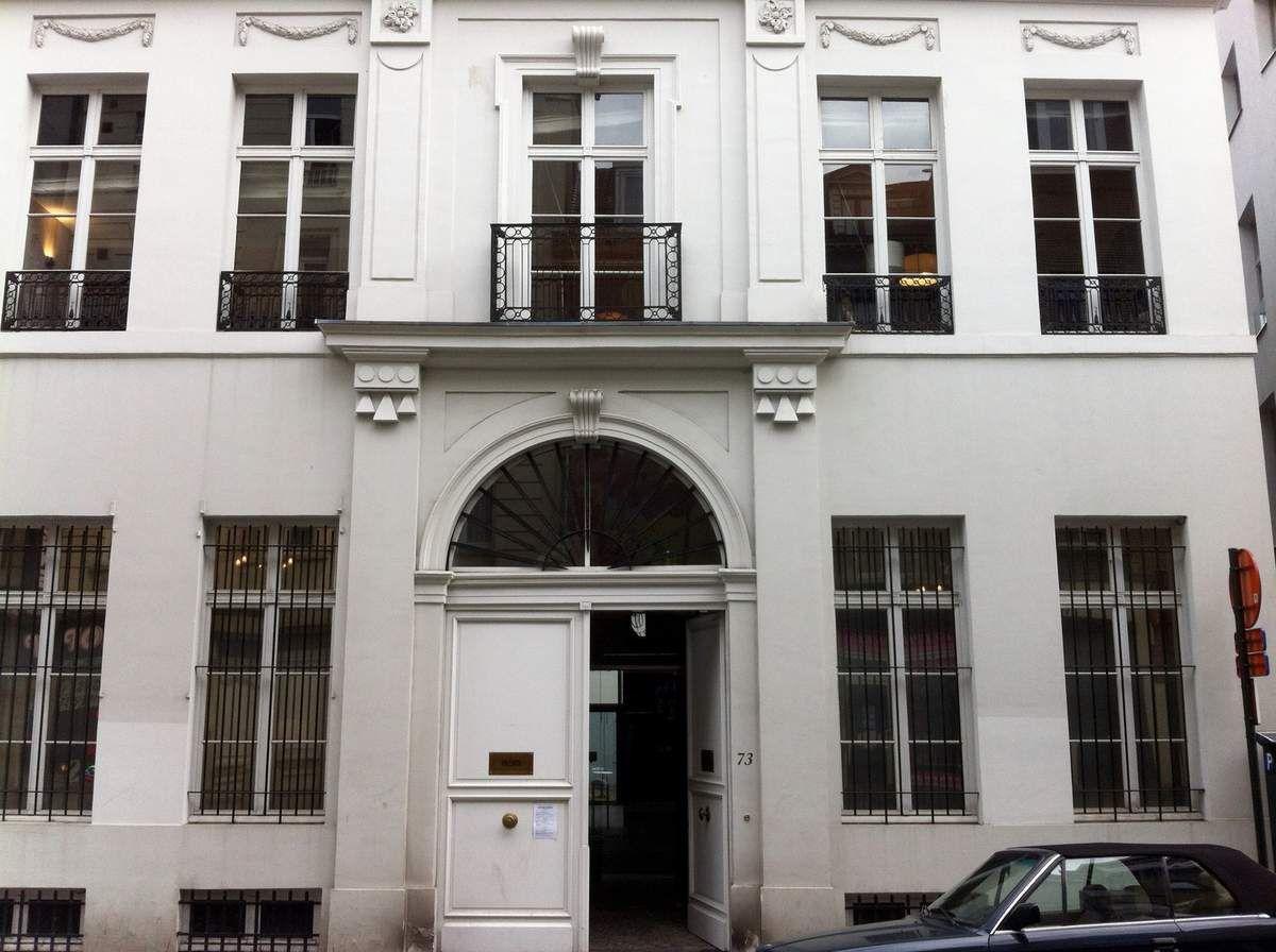 Musée de la Franc-Maçonnerie  Belge .73 Rue Laeken Bruxelles