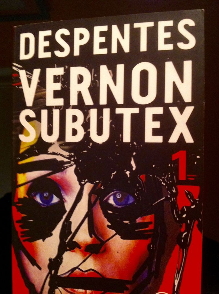 Couverture Vernon Subutex