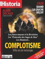 Marronnier Historia le COMPLOT MACONNIQUE !