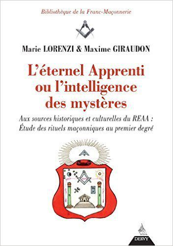 RECENSION : L'ÉTERNEL APPRENTI OU L'INTELLIGENCE DES MYSTÈRES.