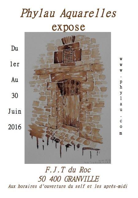 Exposition FJT du Roc 50 400 Granville