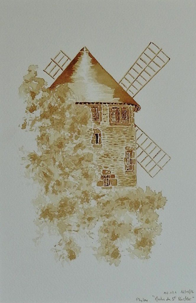 Le Moulin de St Pair