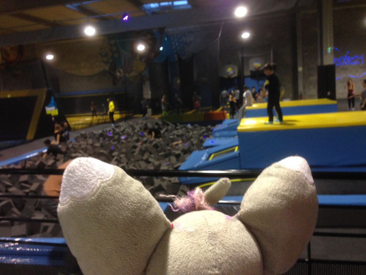 le trampoline park de toulouse les aventures de chinchidoux. Black Bedroom Furniture Sets. Home Design Ideas
